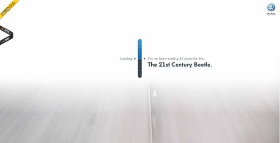 Volkswagen Beetle Home Page