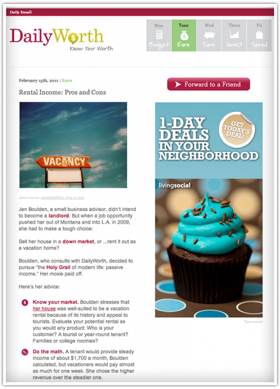 Themed Email Marketing