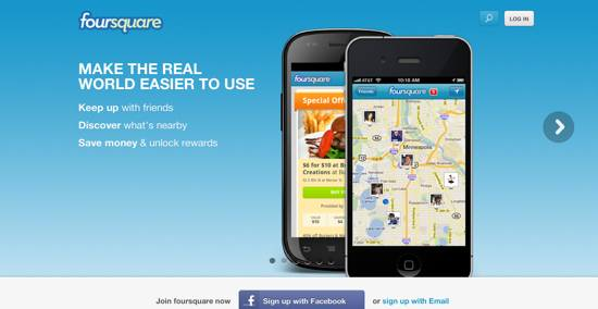 Four Square Home Page