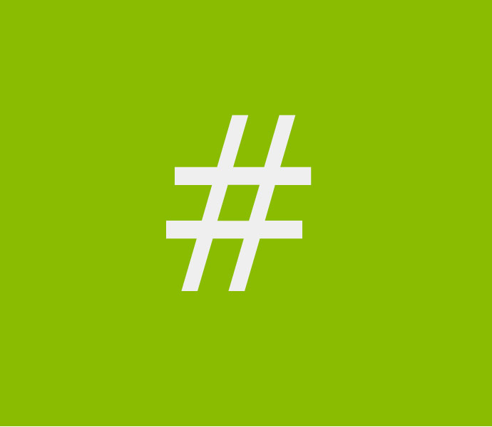 15 Twitter Hashtags for #WebDesign & How To Use Them