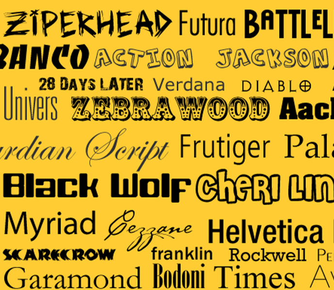 The 5-Step Guide to Finding the Right Font