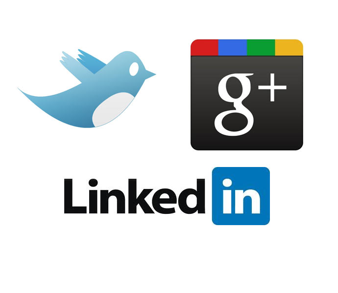 How 9 Big Brands Display Social Network Icons on their Website