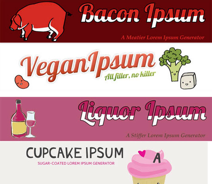 Tired of Lorem Ipsum?  Check Out These 12 Hilarious Image and Text Placeholders