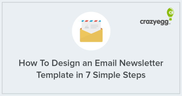 7 Steps To Create A Newsletter Design Free Newsletter Templates