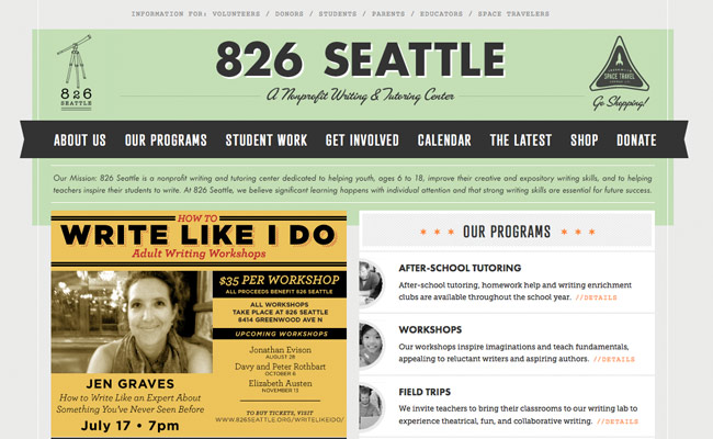10 Beautifully Executed Font Combinations For The Web