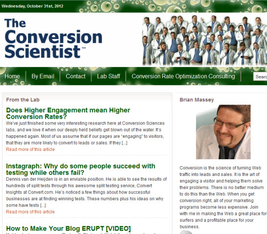 Conversion Scientist