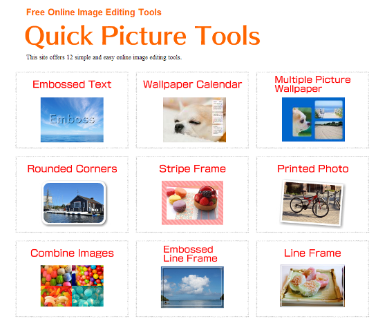 Quick Picture Tools