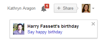 Google's social queus