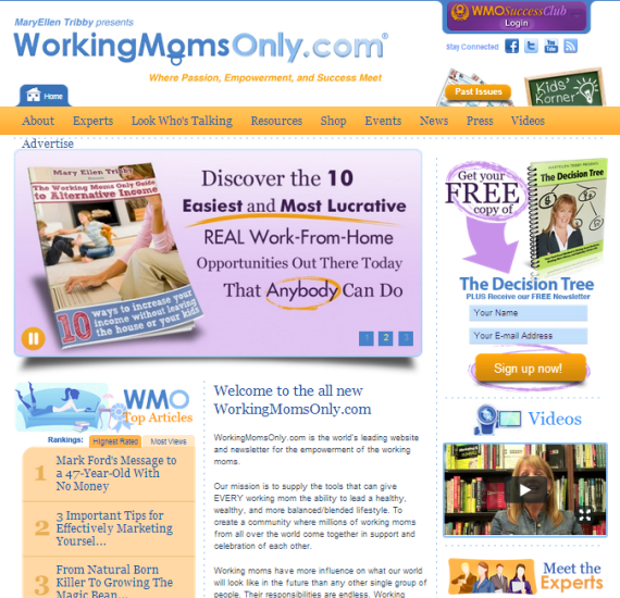 example of publication site