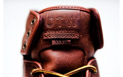 Vans OTW Alomar Brown Leather StreeThing