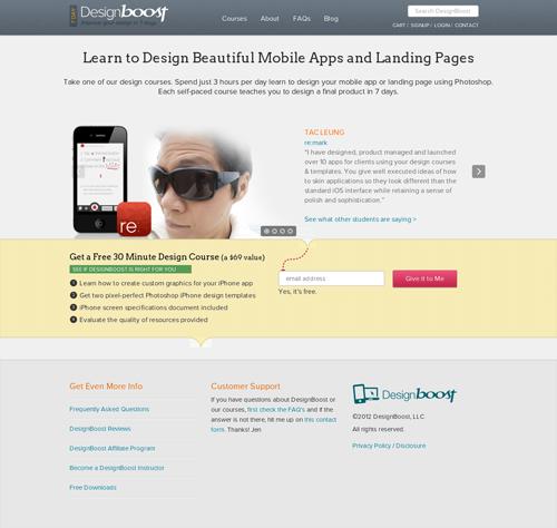 Designboost Case Study