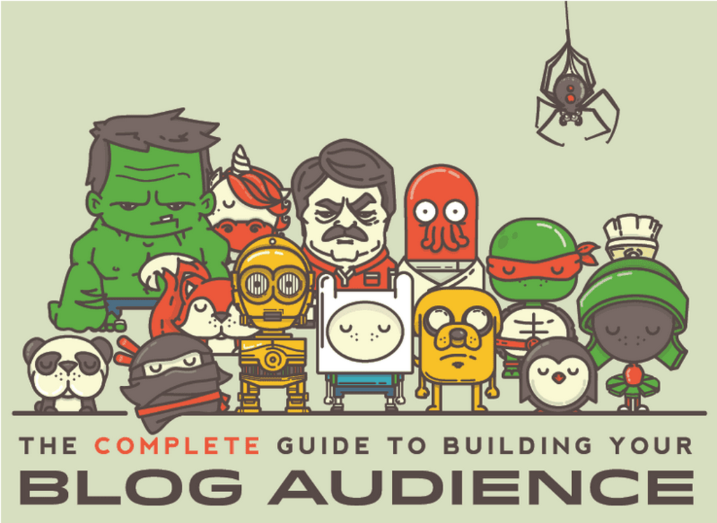 Quicksprout Guide To Building A Blog Audience