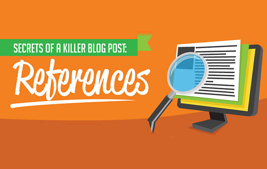 Secrets of a Killer Blog Post [Infographic]
