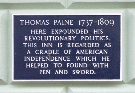 White_Hart_Paine_plaque