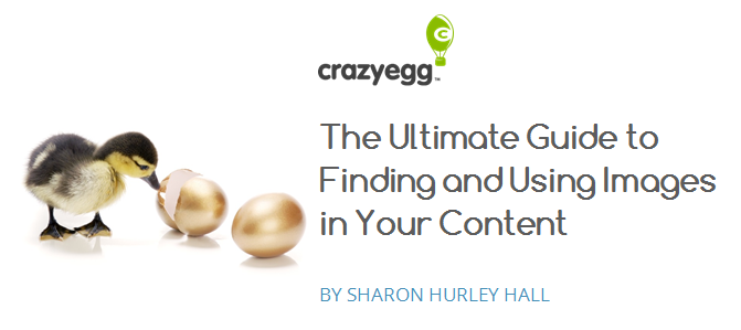 Finding and Using Images in Your Content