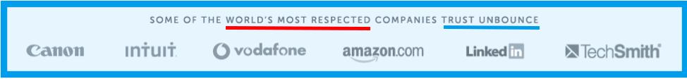 respected companies