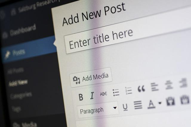 WordPress split testing