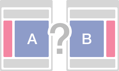 a/b testing Google analytics