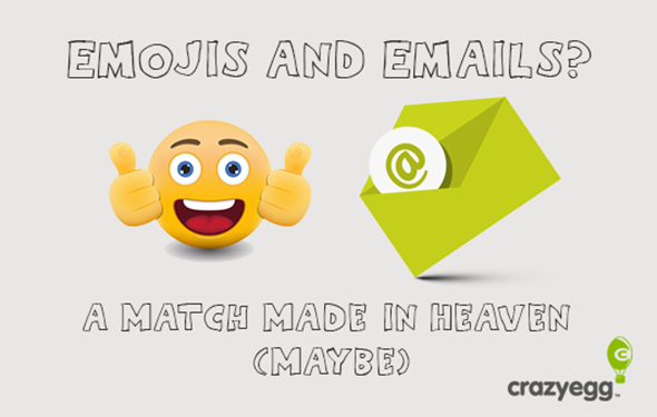 Emojis and Emails, a Match Made in Heaven (Maybe)