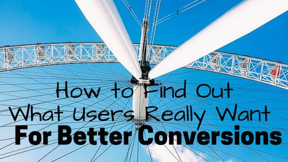 Onderzoek naar gebruikersintentie: hoe u kunt achterhalen wat gebruikers echt willen voor een betere conversie