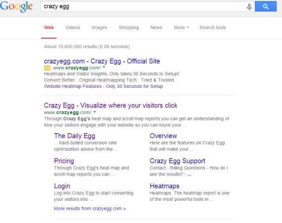 gek ei Google Search