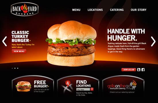 Backyard Burgers