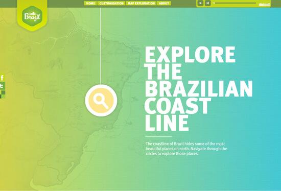 Into Brazil