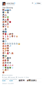 the shining in emojis class=