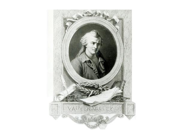 Marquis De Vauvenargues