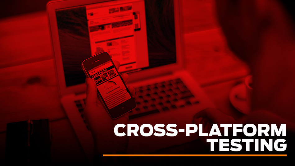 cross platform testing