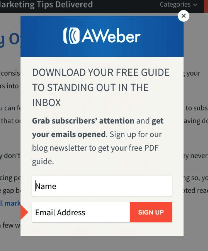 aweber free guide
