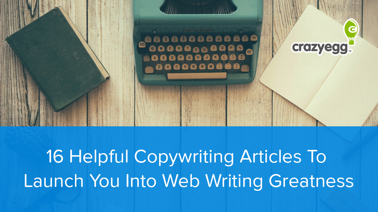 16 helpful copywriting articles