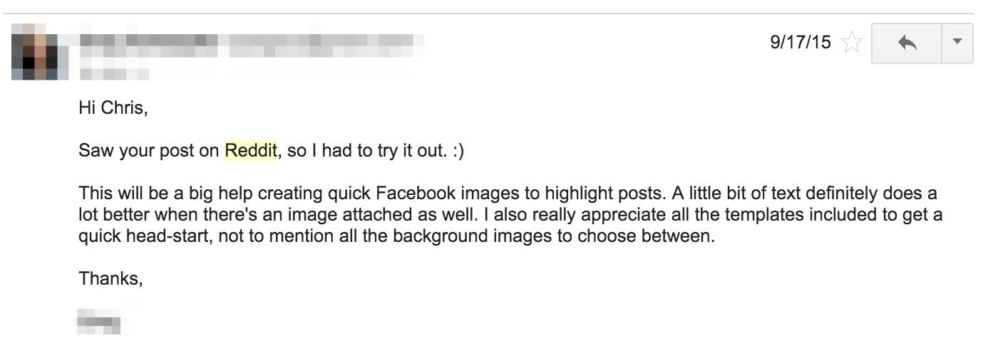 reddit email 2