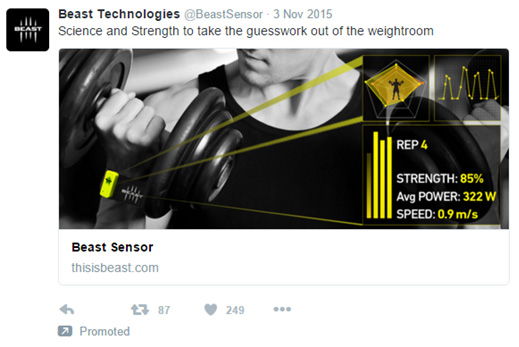 Beast Technologies ad