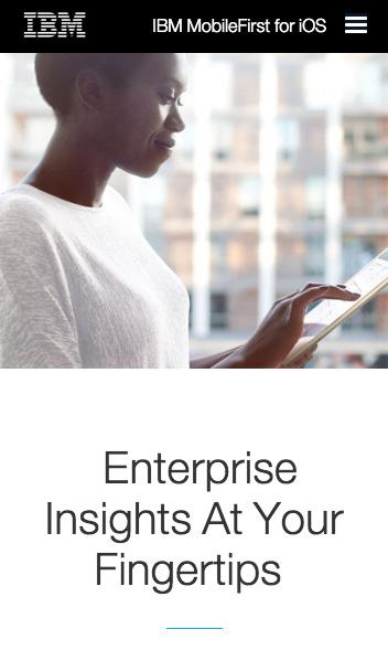 IBM mobile