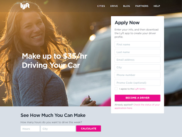 lyft apply drive