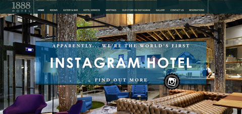 1888 hotel instagram