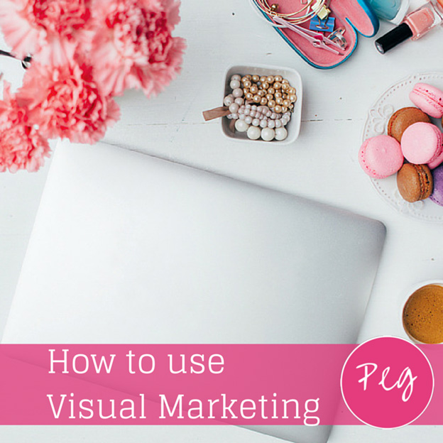 how to use visual marketing