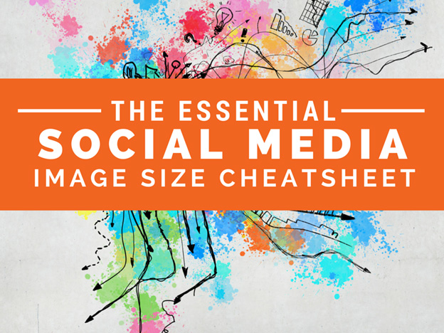 social media image cheatsheet