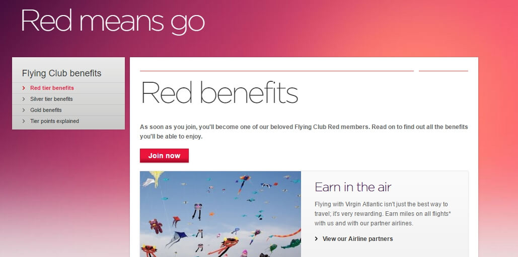 customer relationships virgin atlantic