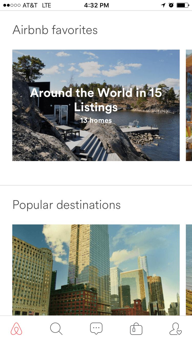 airbnb-favorites
