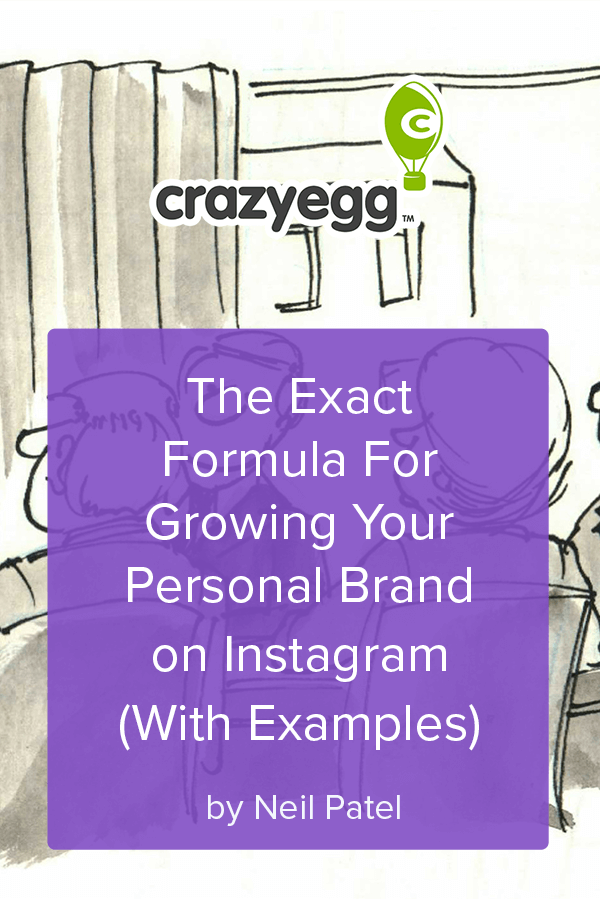 The Exact Formula For Growing Your Personal Brand on Instagram With Examples