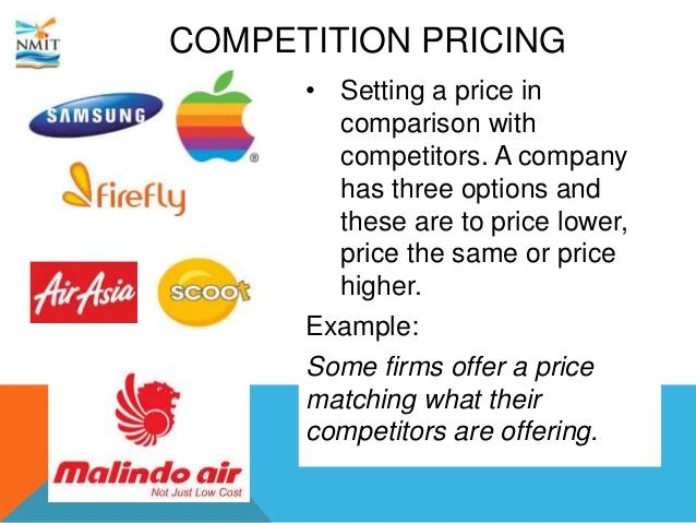 competition pricing