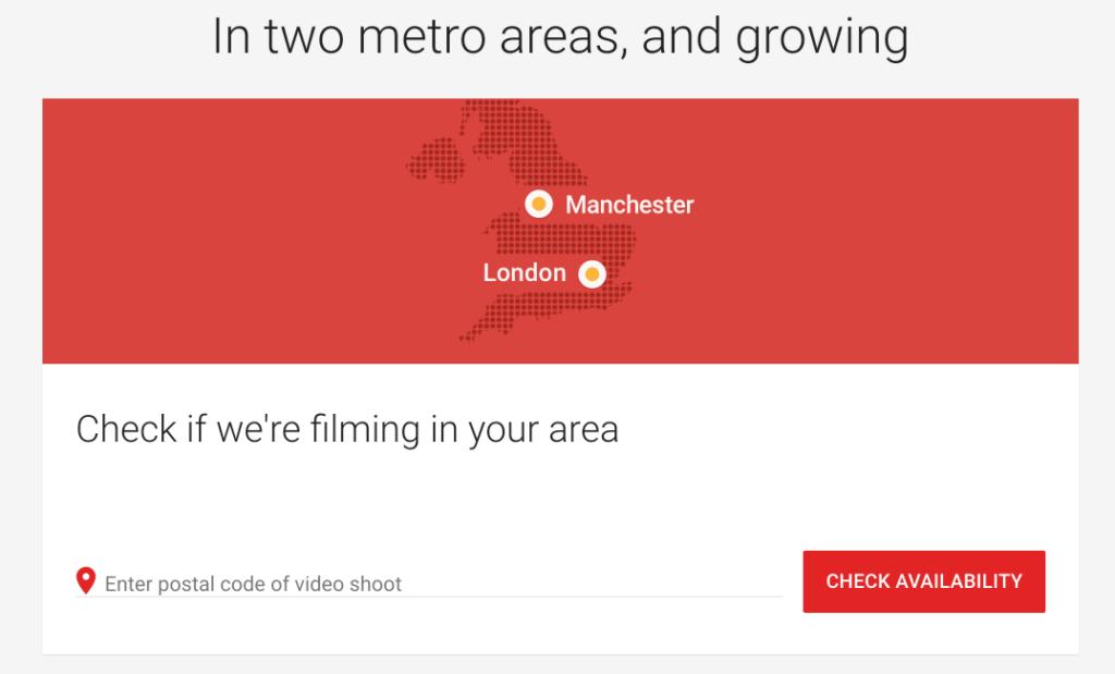 Onsite Locations