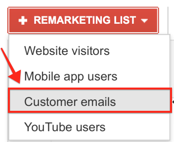Select Customer Emails