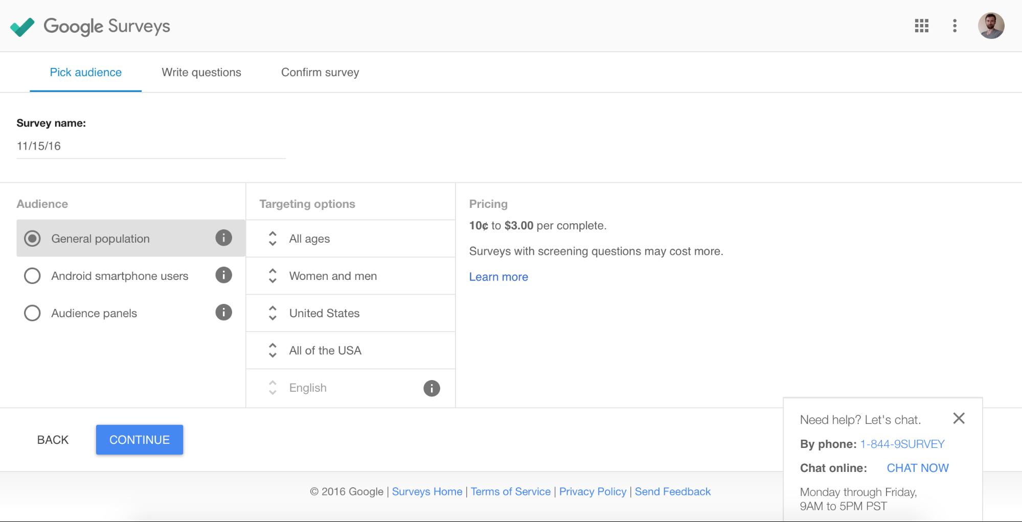 conversion-copywriting-google-surveys