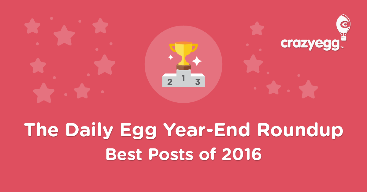 The Daily Egg Year-End Roundup: Best Posts of 2016