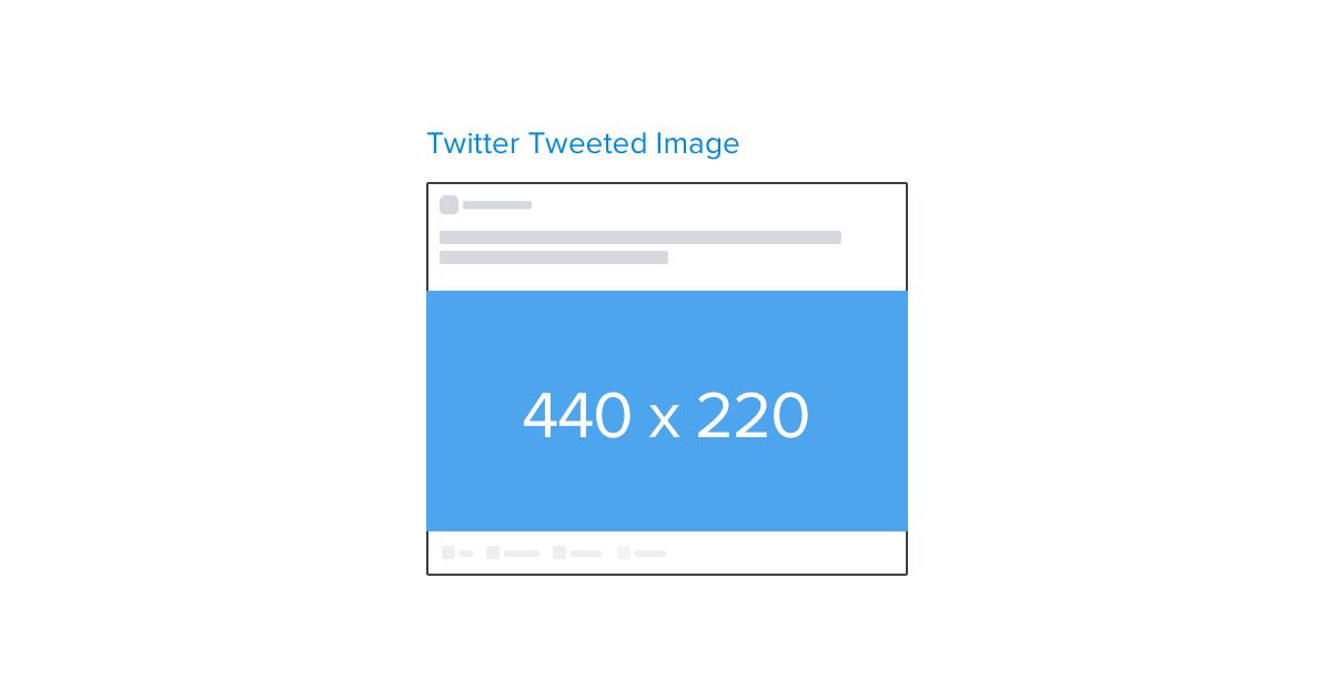 twitter tweeted image dimension 2017