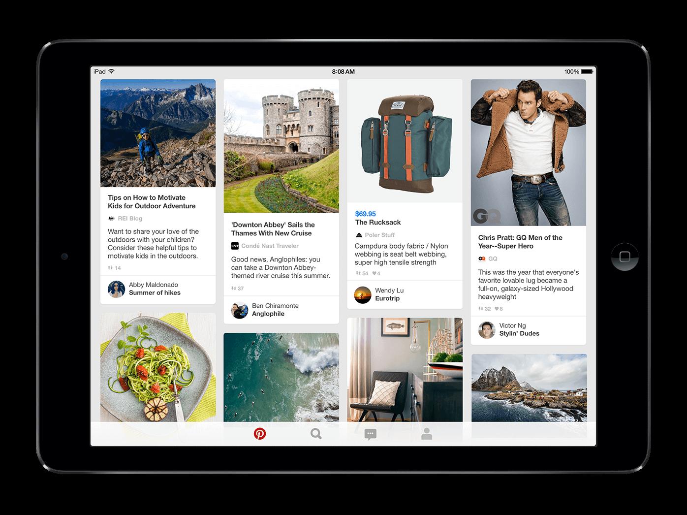 iPad_homefeed