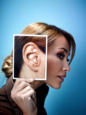 Ear print